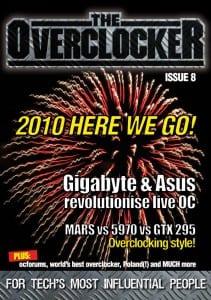 Issue 8 - The Overclocker Magazine
