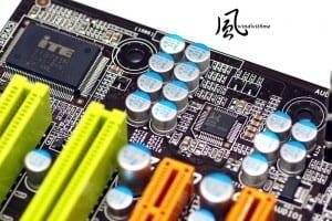 Audio Chipset - Realtek ALC888
