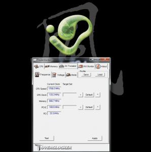 Biostar Toverclocker Software
