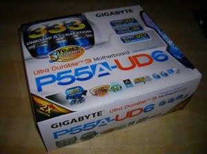 P55A-UD6 Box