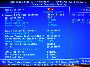 P55A-UD6 BIOS 4