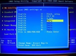 P55A-UD6 BIOS 16