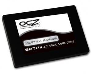 OCZ Vertex (Source: OCZtechnology.com)