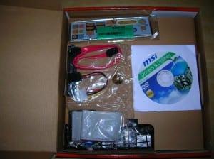 MSI 890GXM-G65 Accessories