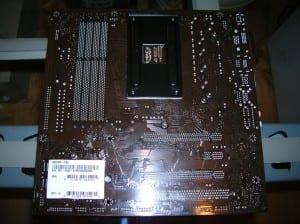 MSI 890GXM-G65 Back
