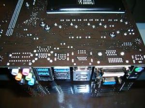 MSI 890GXM-G65 Back I/O