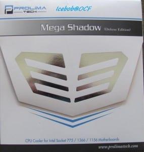 Prolimatech Mega Shadow Heatsink Box