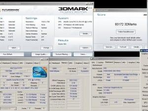 3DMark 03 @ 5213MHz CPU, 1000/1250MHz GPU