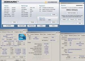 3DMark 05 - 36602
