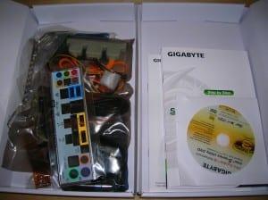 X58A-UD7 Accessories Box