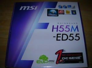 H55M-ED55 Box
