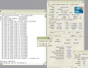 Super Pi 32m - 7m 45.454s