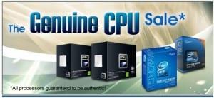 SuperBiz Genuine CPU Sale Banner