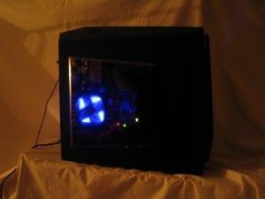 Case in Low Light