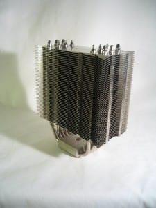 Cooler at an Angle