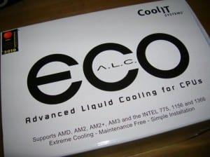 CoolIT ECO A.L.C. Box