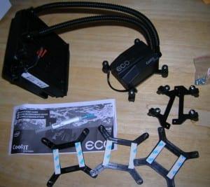CoolIT ECO A.L.C. Accessories