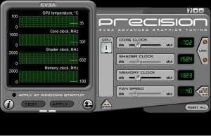 eVGA Precision v1.91.