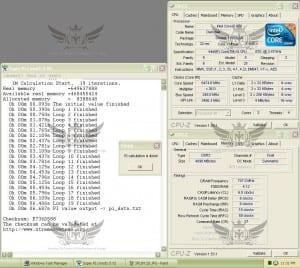 UD3R - i5 670 in SuperPI 1M