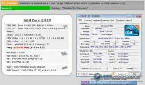 Pi Valid DDR3-2626
