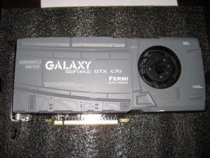 Galaxy GTX 470