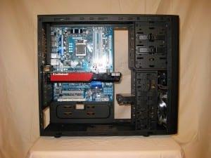 Mock install