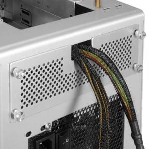 PSU / Wire Management