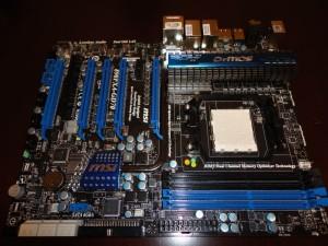 890FXA-GD70 Motherboard