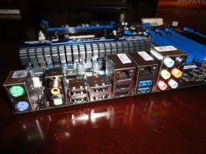 890FXA-GD70 I/O Panel