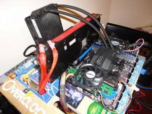 890FXA-GD70 Ambient Setup