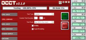 Core i5 661 on P55 Mainboard (1.4 V)