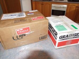 Hardware Parcel Packages