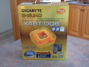 Gigabyte-X48T-DQ6 Box