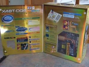 GA-X48T-DQ6 Box Details Flap