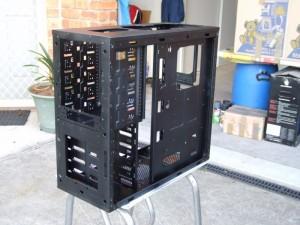 First Coat Matte Black Case Frame-3
