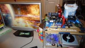 890FXA-GD70 LN2 Setup