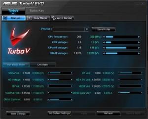 ASUS Turbo V Evo