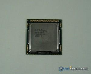 Intel i5 655K Front
