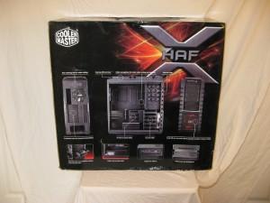 HAF-X Box Rear