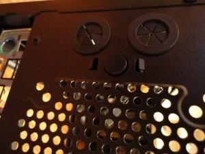 WC Holes & LED Switch