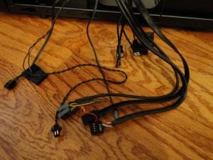 Panel Switches and IO