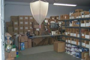 CrazyPC Packaging Area
