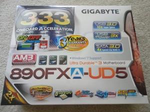 890FXA-UD5 Box