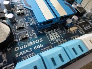 SATA 3 6Gb/s