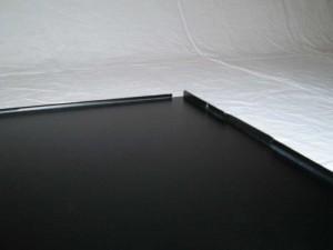 Inside view of PS05 case door