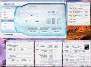 3DMark Vantage CPU Score at stock speed