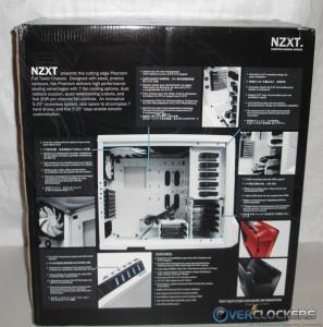 NZXT Phantom Box - Back