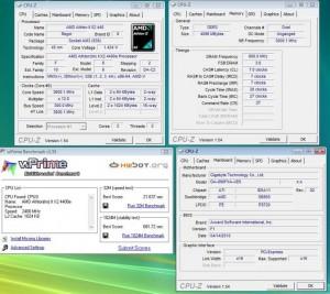 Sempron 140 Dual Core @ 3600MHz