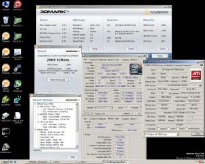 mcw80 3Dmark06 result