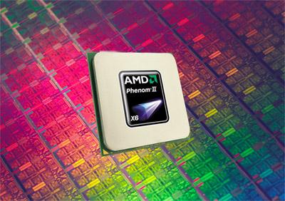 Thuban Wafer - Image Courtesy AMD
